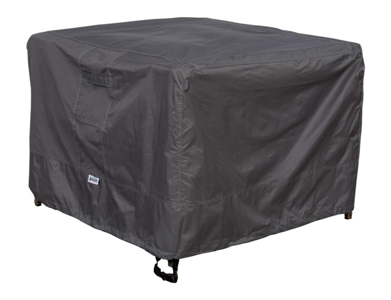 Avalon box chair cover