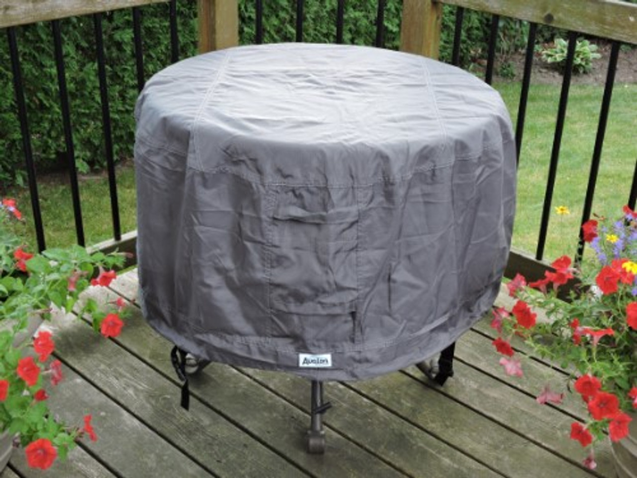 Tall Table and Chair Set Cover, Round or Square, Large (72Wx39H) (Avalon #51509)