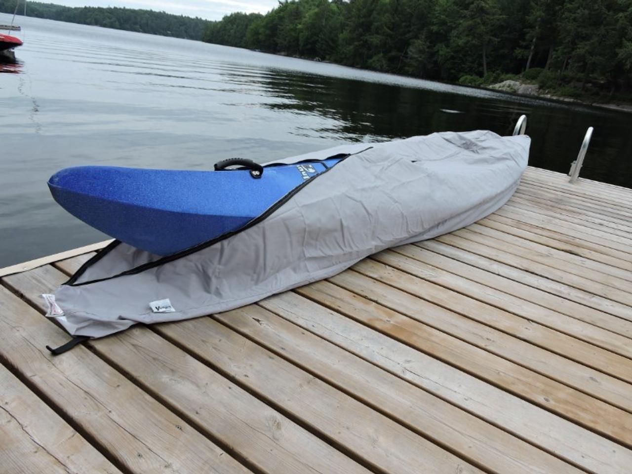 Venture Kayak Cover Open