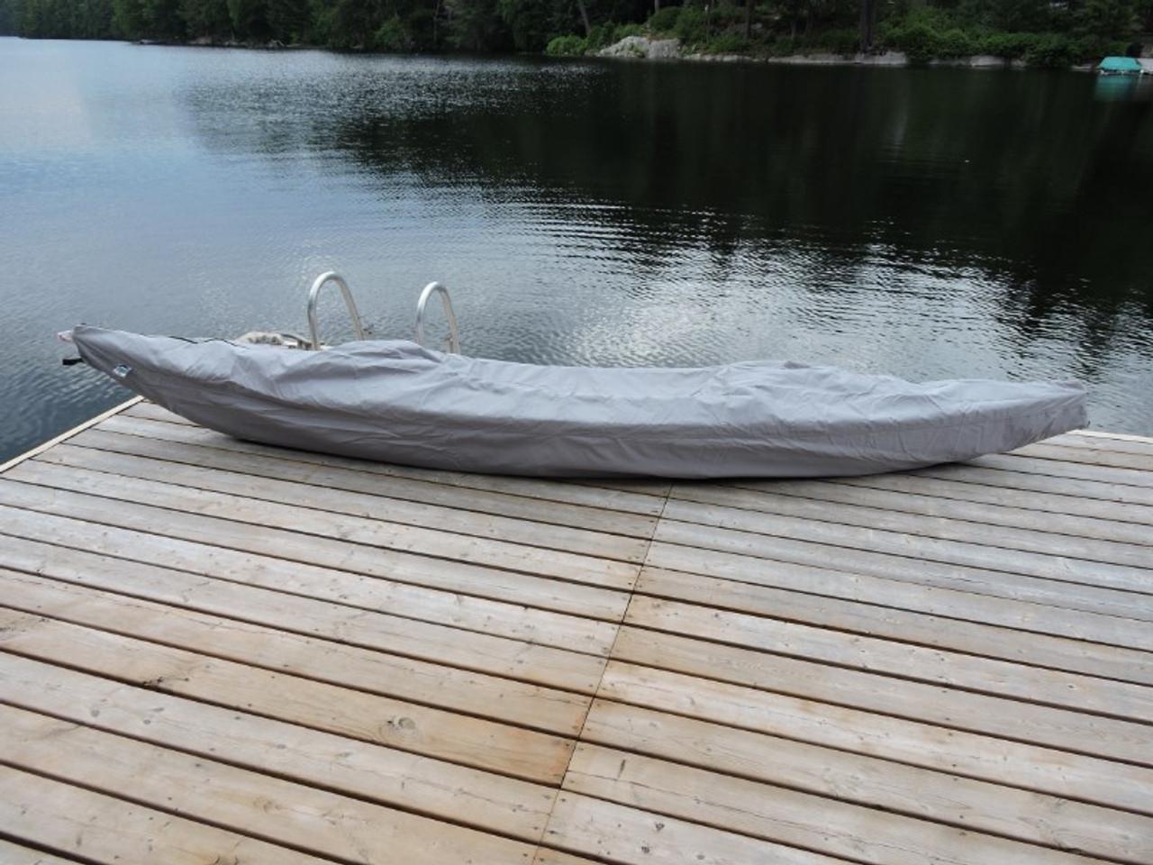Venture Kayak Cover Side