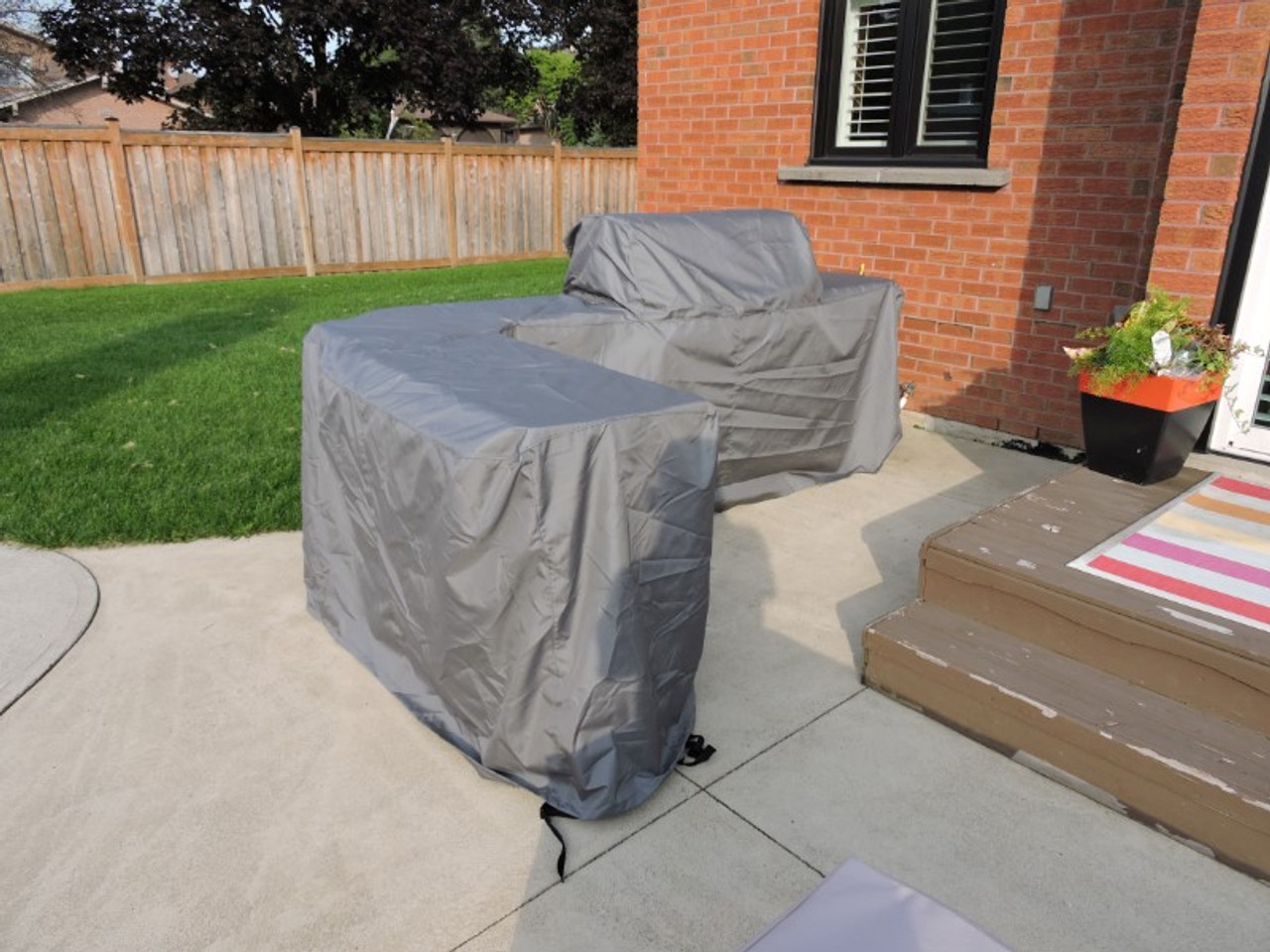 Custom Barbecue Cover Outdoor Covers Canada