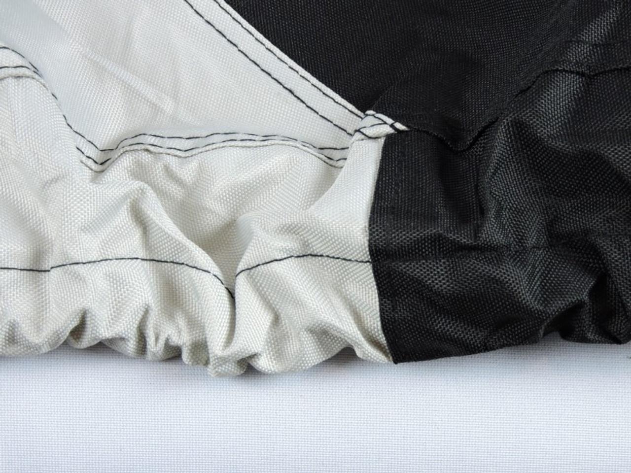 Nanook heavy duty trailering cover tufftex fabric