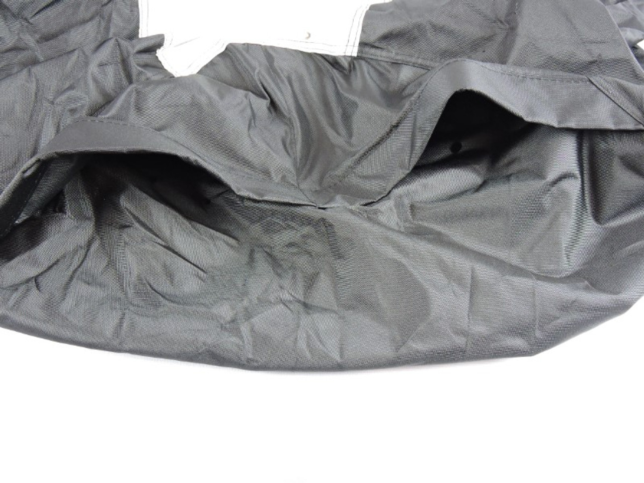 Nanook heavy duty trailering cover rear vents