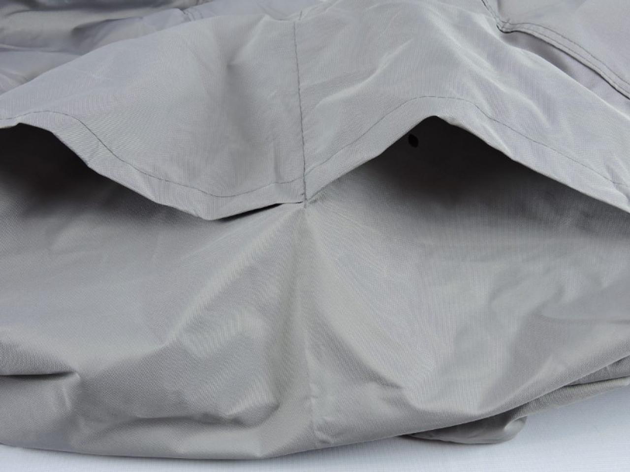 Venture all season storage cover rear vents
