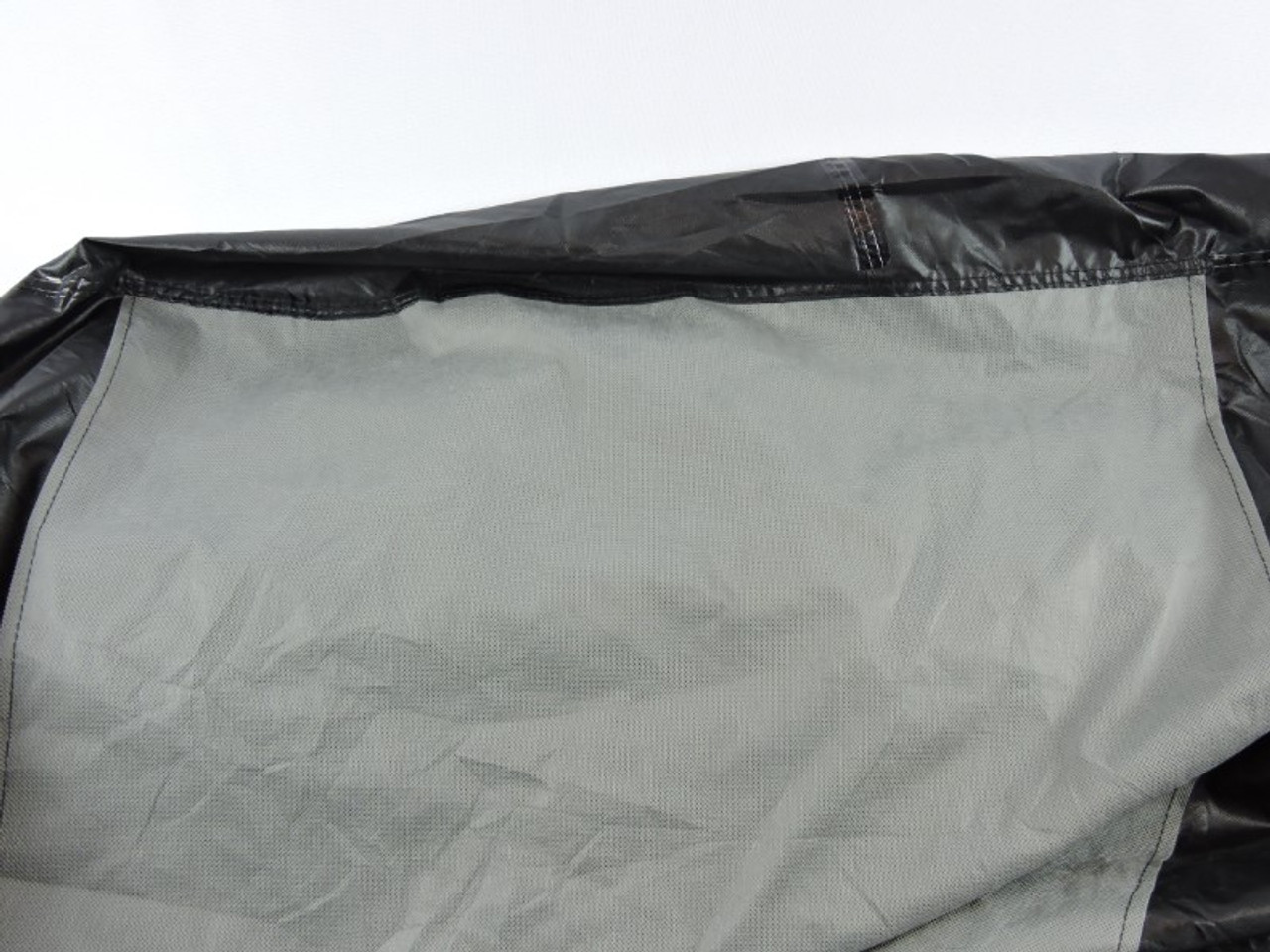 Soft non-woven windscreen inner liner.
