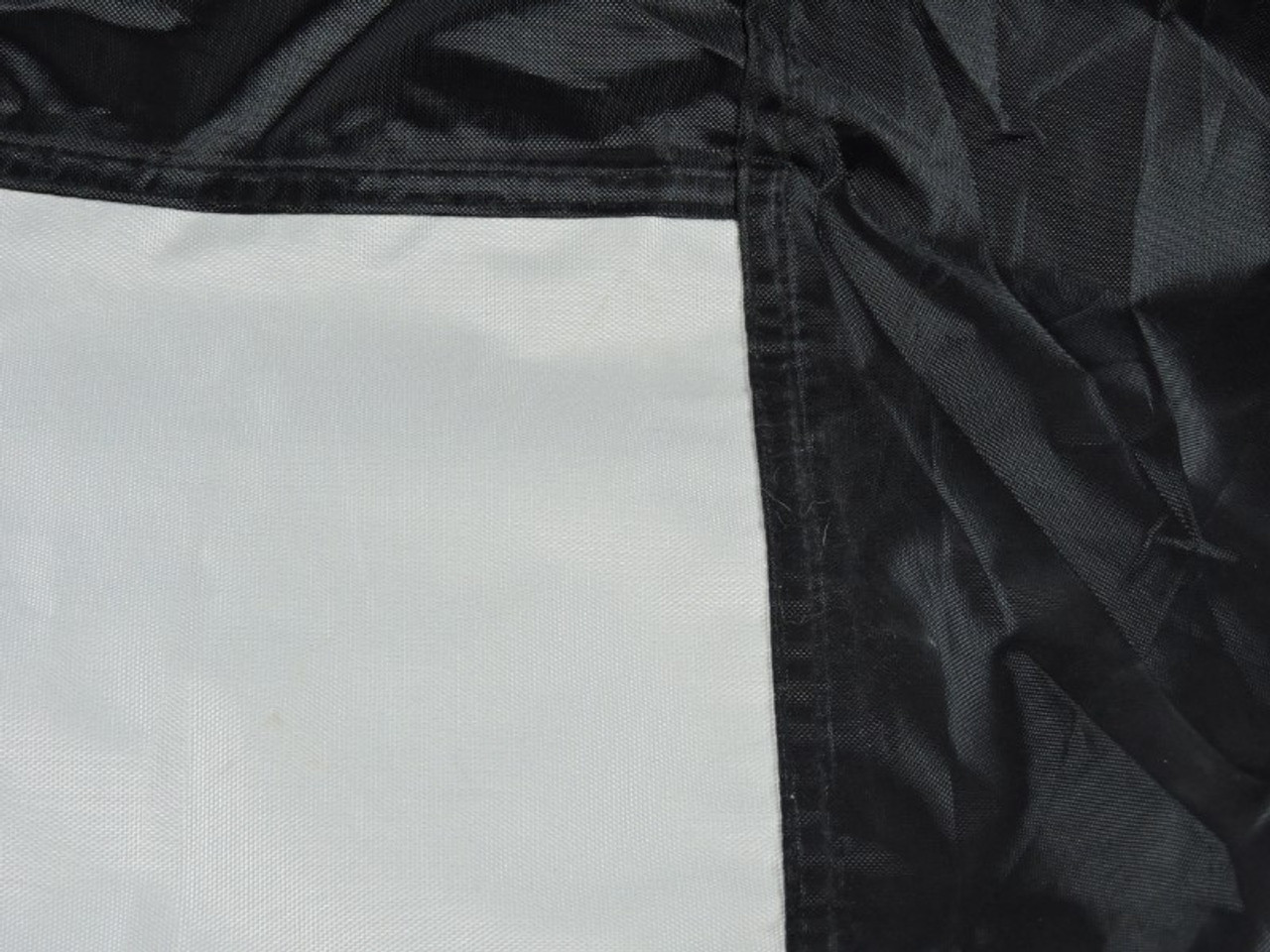 Heavy Duty TuffTex fabric. 600 Denier Lower and 420 Denier Upper. All Double Stitched.