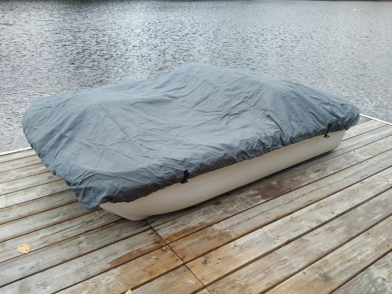 Pedal boat actual cover
