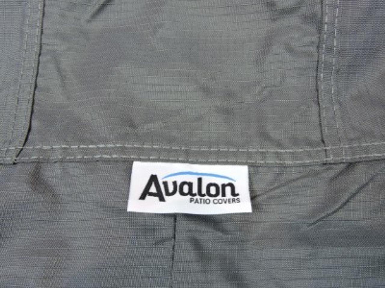 Round Day Bed (79Wx22Hx36H) (Avalon #51550)