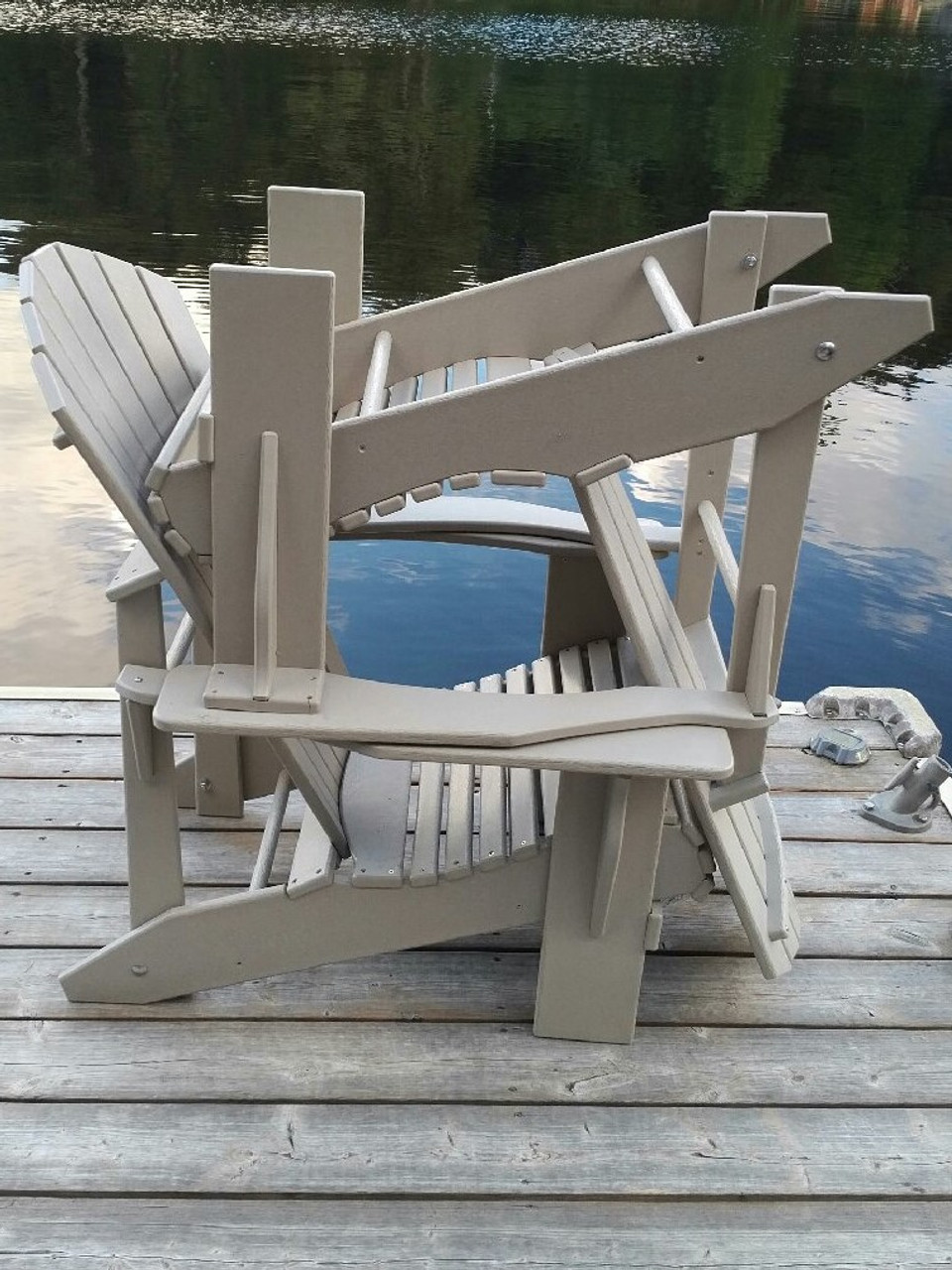 Muskoka Chair Stack