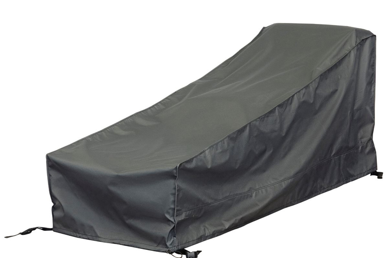 Slicker Patio Chaise Lounge Cover