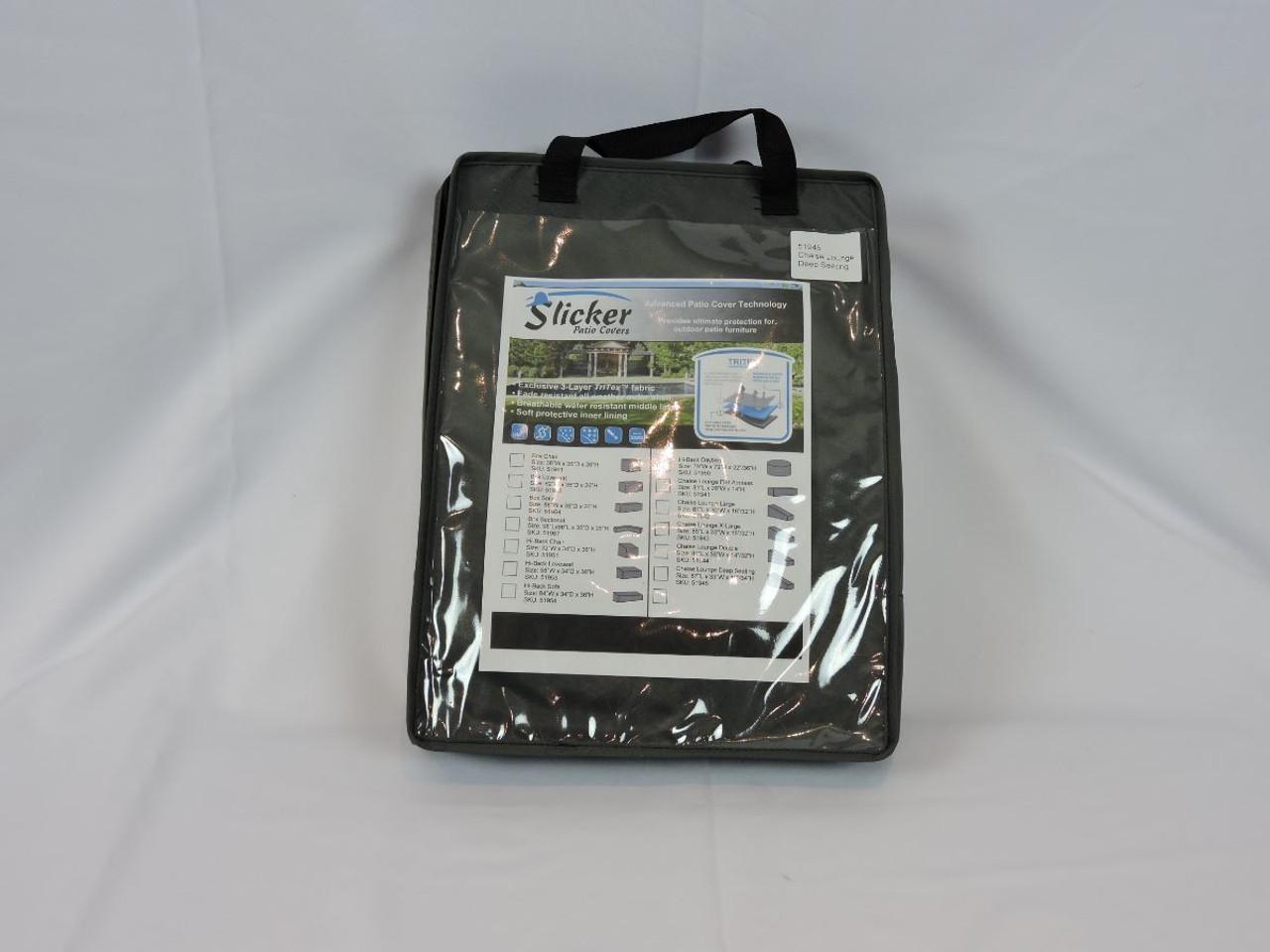 Convenient reusable storage bag
