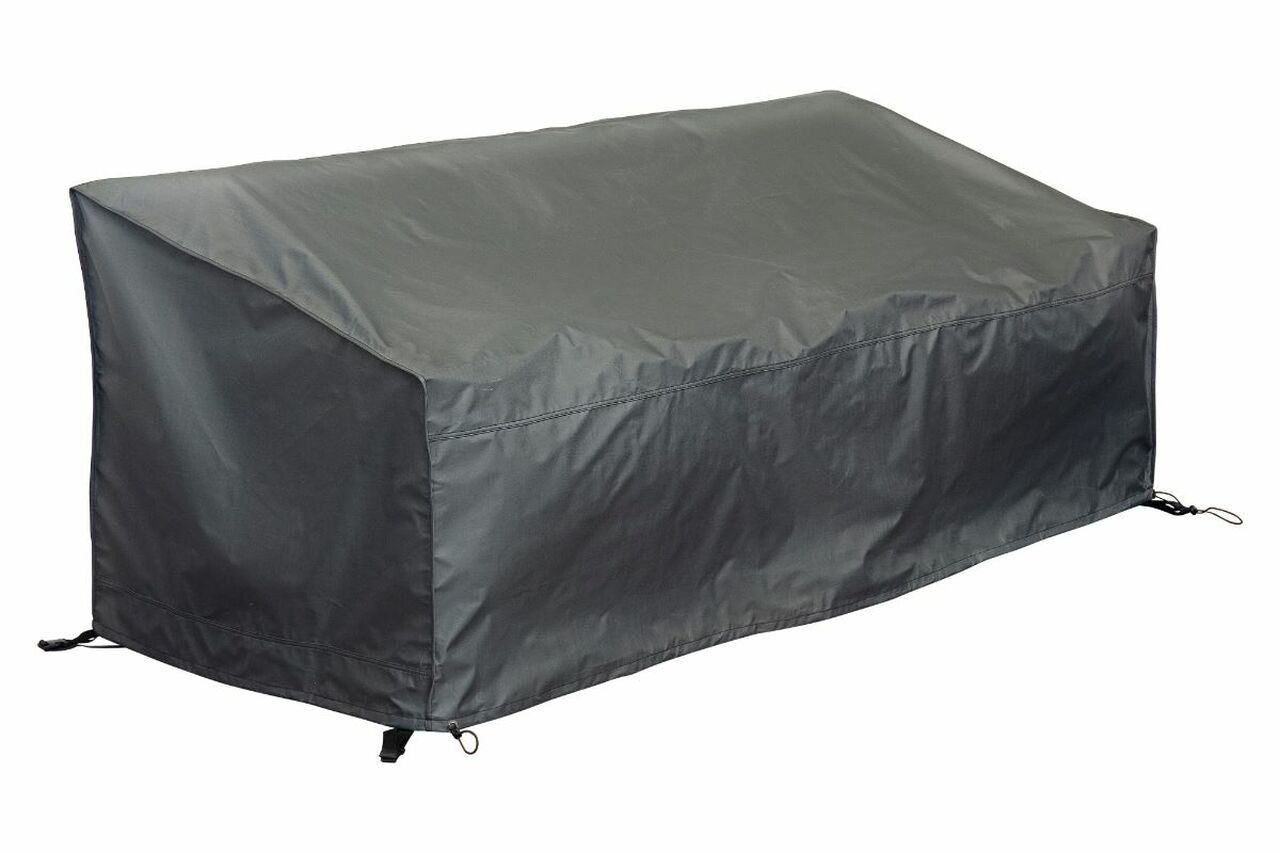 Slicker Patio Deep High Back Sofa Cover
