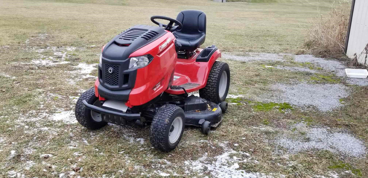 Actual Riding mower model for this cover