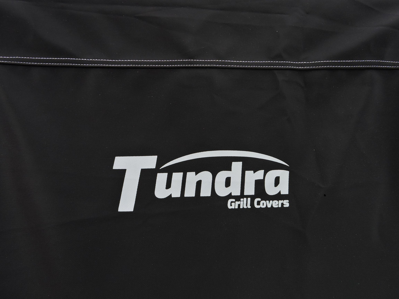 Tundra Supreme Grill Cover; Eye pleasing contrasting stitching