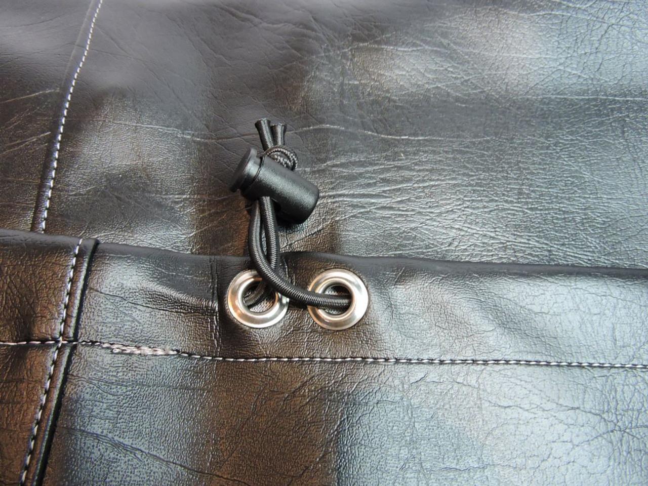 Winterlux adjustable shock cord hem