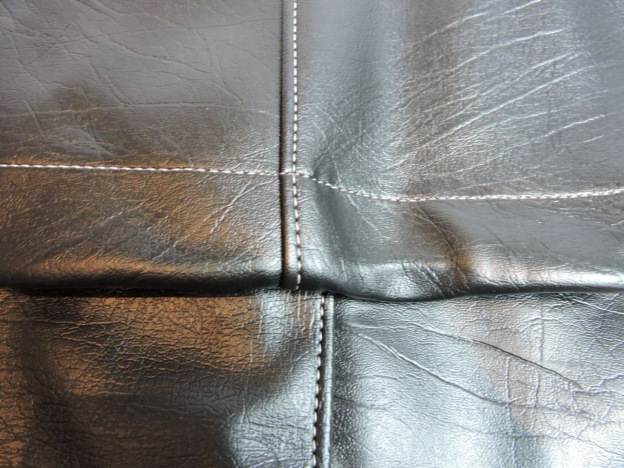 Winterlux attractive contrasting grey stitching