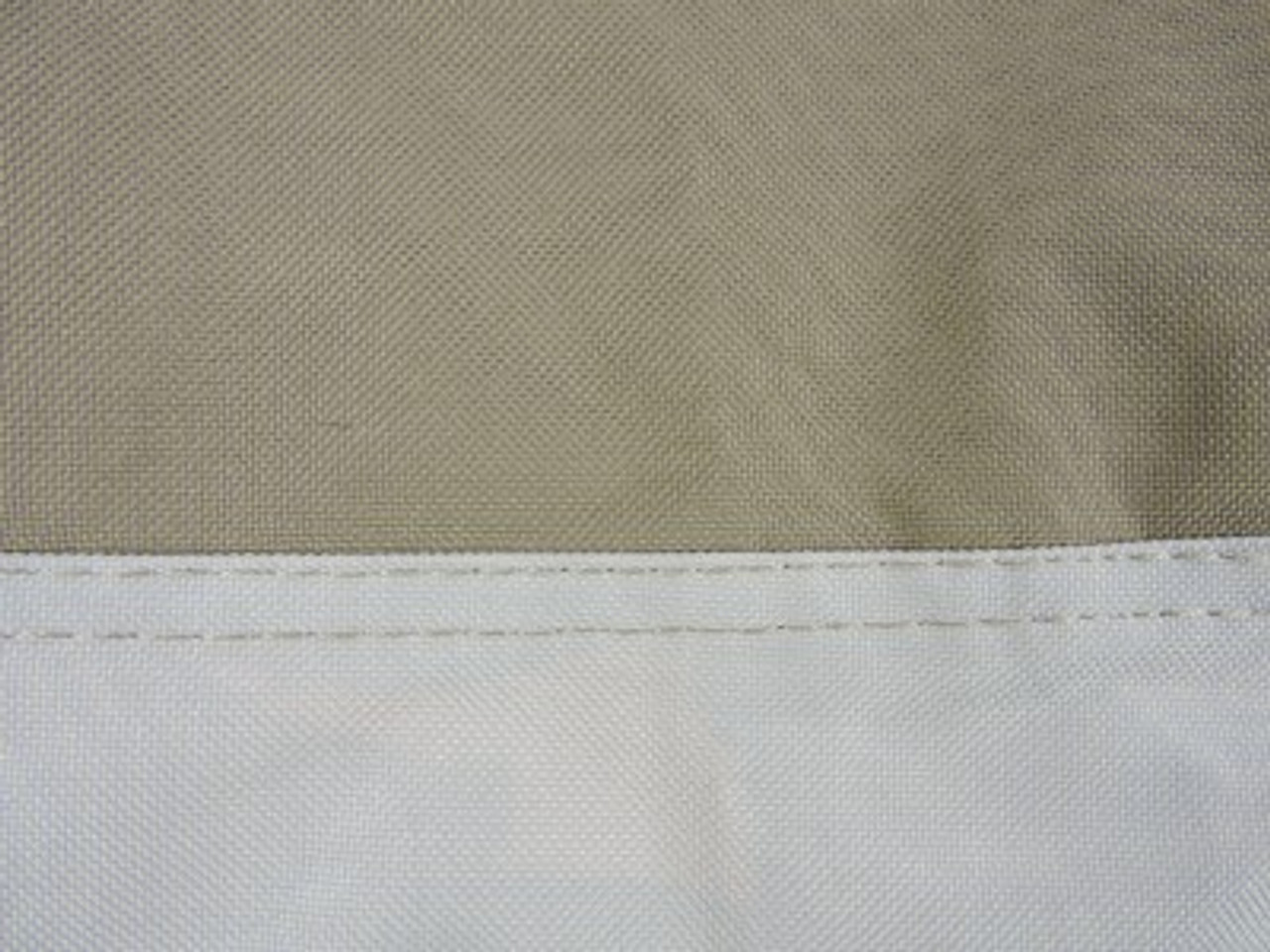 Savanna 600D double stitched oxford cloth exterior treated for UV resistance