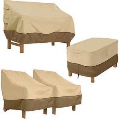 Patio Furniture covers are a must for Home and Cottage owners