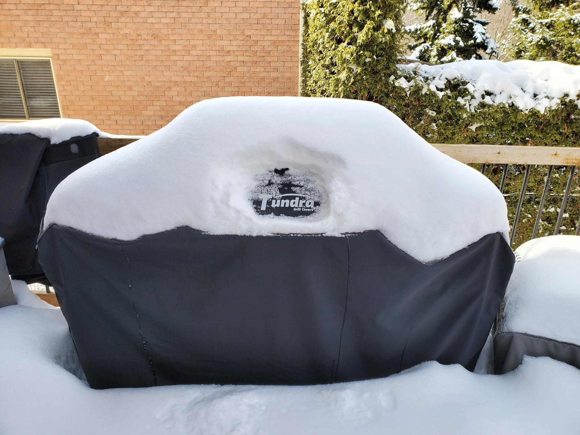 The Best Grill Cover for All-Year Use In Canada | Tundra Grill Covers by Outdoor Covers Canada