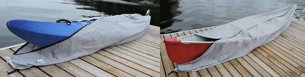 Canoe and Kayak Covers