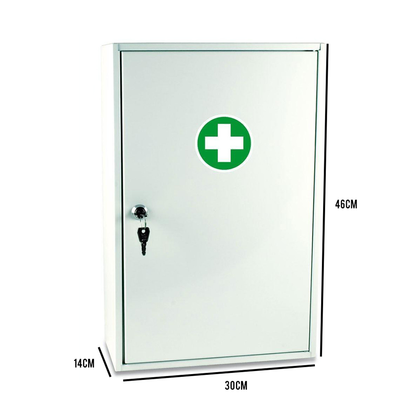 First Aid Medical Wall Cabinet