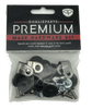 Premium Goalie Mask Replacement Hardware Set