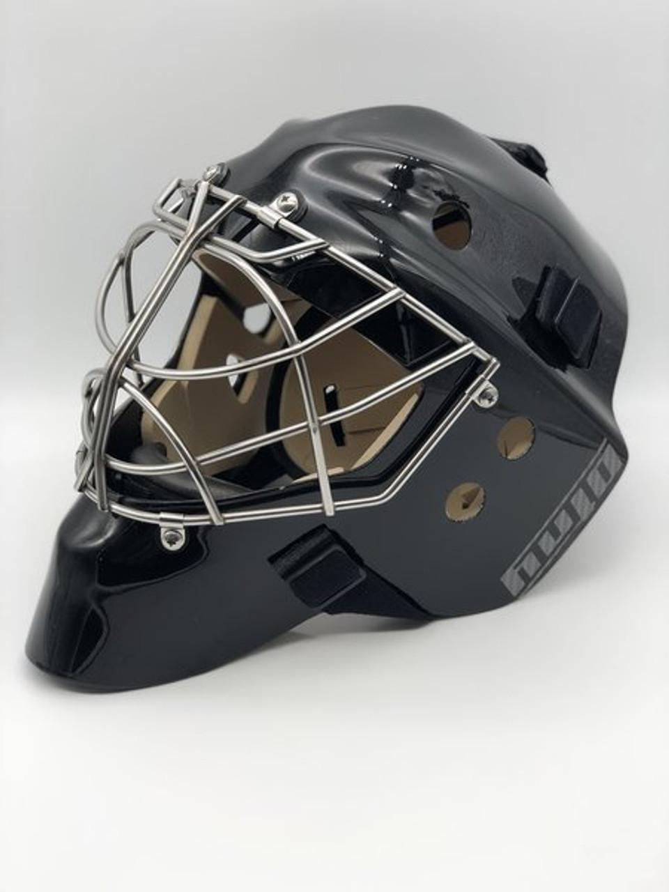 OTNY Senior Kevlar Goalie Mask - Black