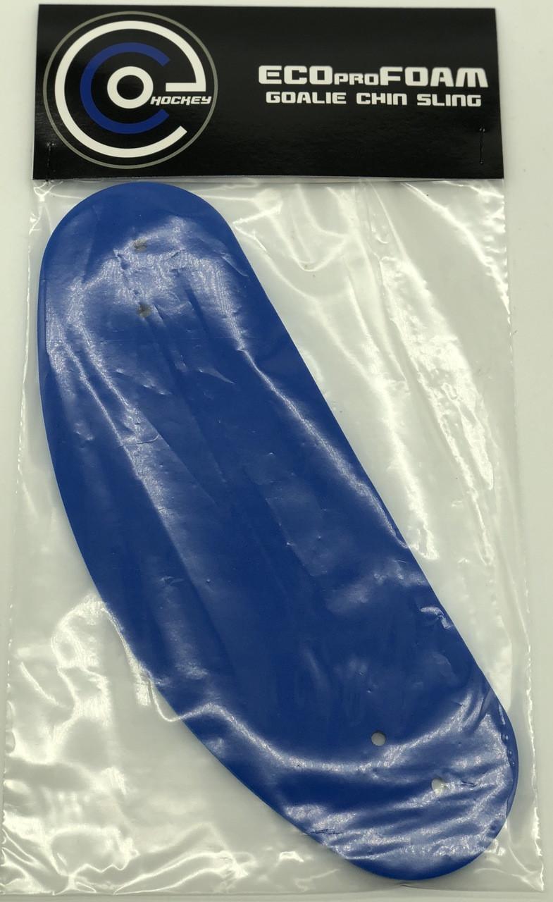 ECO Hockey PROFoam Goalie Mask Chin Sling in Blue