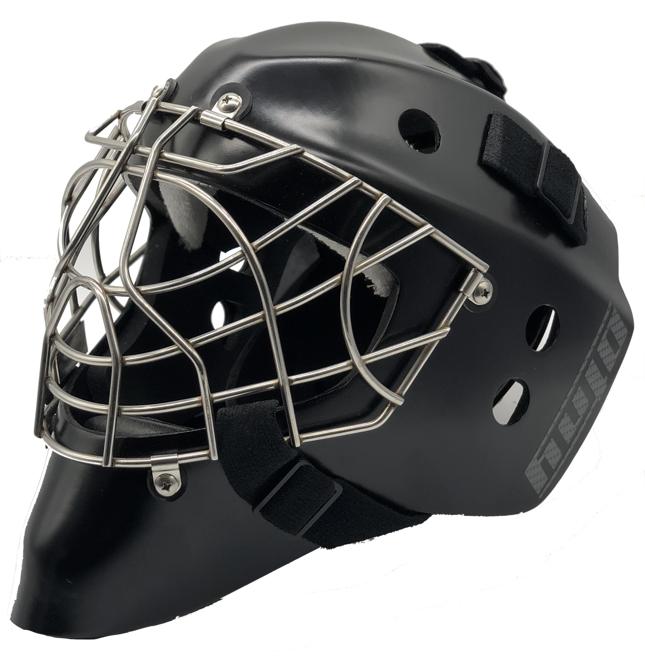 OTNY X1eco Elite Certified Goalie Mask with Certified Cat-Eye Cage