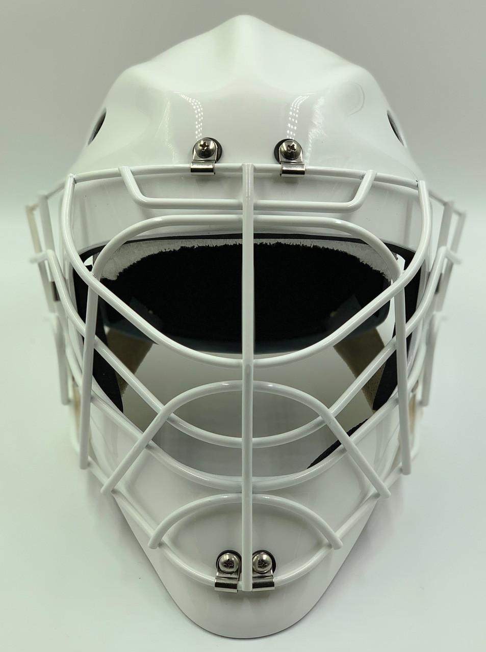 OTNY Combo ECO Goalie Mask - White