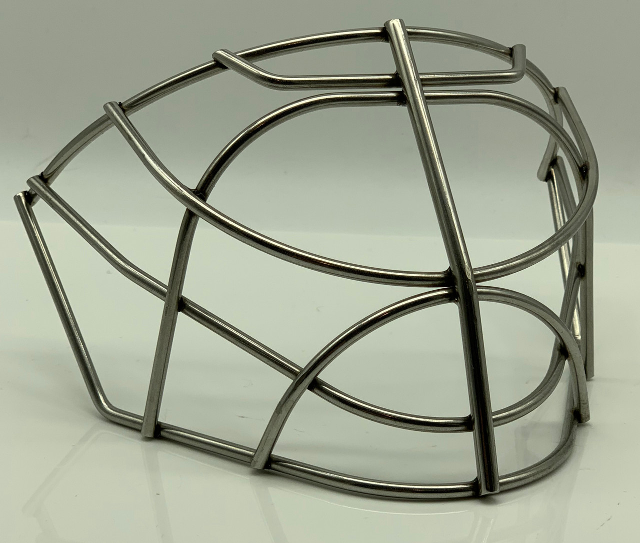 OTNY X1 Non-Certified Single Bar Cat-Eye Cage - Stainless Steel