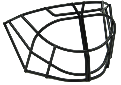Bauer Profile Non-Certified Open Mouth Cat-Eye Cage - Custom colors available!