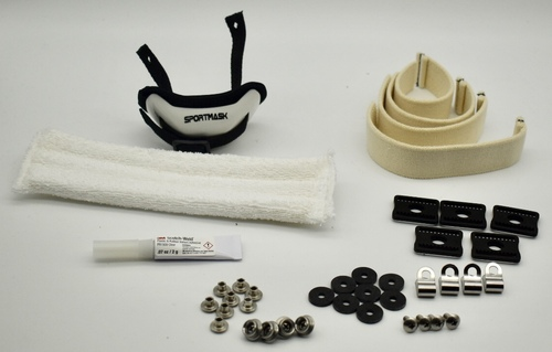 Sportmask Goalie Mask Revitalization Kit