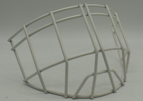 Sportmask Mage TT Non-Certified Double Bar Cheater Cage by Otny - White