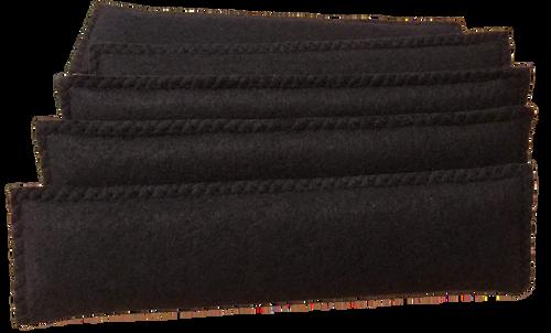 Black Original Sham Sweatband GoalieParts Exclusive