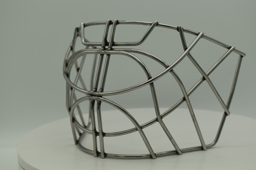 Wall Certified Cat-Eye Cage by Otny - Stainless Steel
