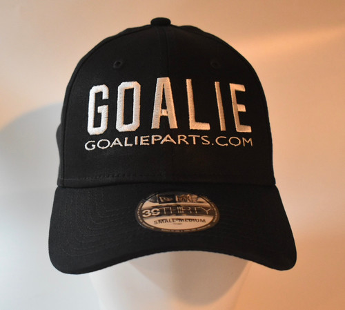 GOALIE New Era 39Thirty Fitted Hat