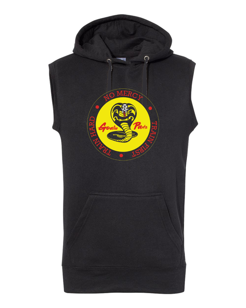 Cobra Kai Goalie Parts Custom Apparel