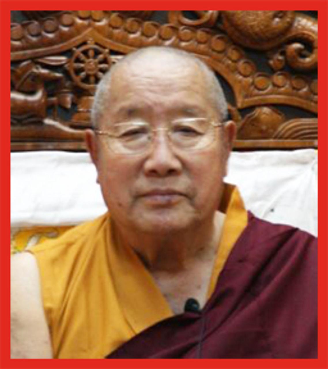 3rd Drubwang HH Penor Rinpoche