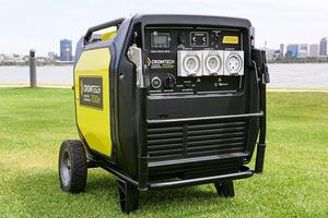 Introducing the all new Cromtech 7000 watt Inverter Generator