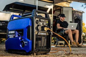 The New Yamaha EF2200iS Inverter Generator