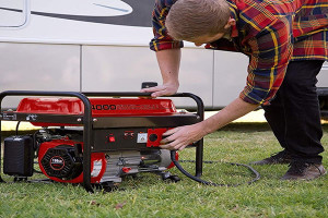 What a Generator can power at your home..?