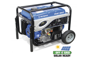 A new generator model from Westinghouse for Off Grid Solar Backup
