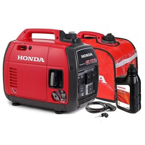 Honda EU22i (2 2KVA) Inverter Generator - Package Deal