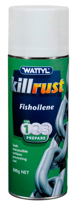 Killrust Fishoileneaero 300G