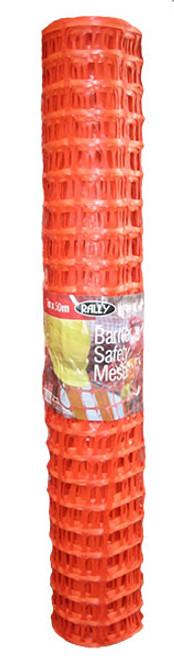 Barricade Safety Mesh 1M x 50M H/Duty Orange