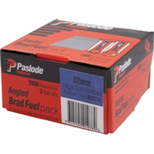 Paslode Angle Galv Gas Fixing Nails