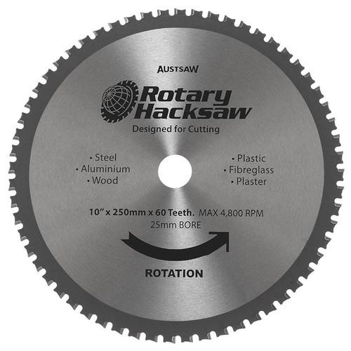 Blade Rotary 250(10) X 25 X 60T