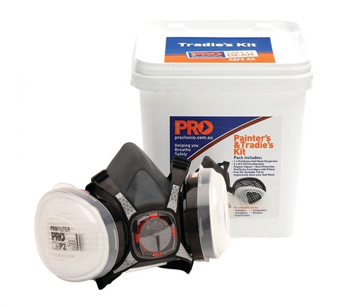 Respirator Dust & Paint Kit