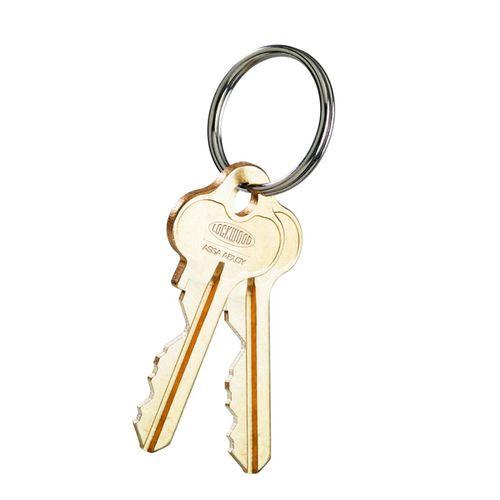 Key Blank Suit Handy Lock 40mm